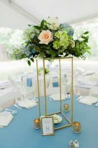 Philadelphia Florist - Philly Wedding - Wedding Florist - Wedding Floral Centerpiece