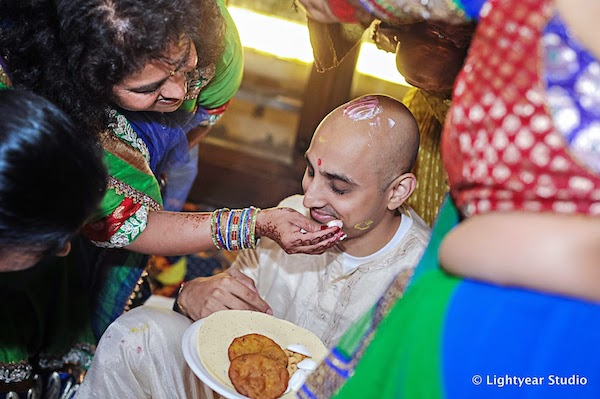 Indian weddings- Philadelphia Indian weddings - multicultural weddings- Indian groom - Indian Pithy ceremony -